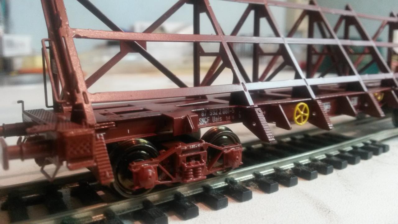 Wagon pupitre SMD