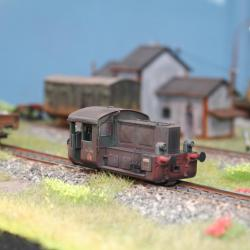 locotracteur Koff Marklin